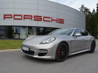 begagnad Porsche Panamera Turbo PDK 500hk. Nyss inkommen!