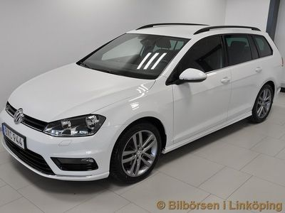 begagnad VW Golf 1.4 TSI Sportkombi (R-Line)
