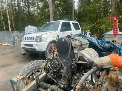begagnad Suzuki Jimny AT