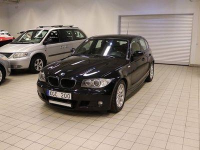 begagnad BMW 120 d M-SPORT SVENSK PDC 708:-/MÅNAD