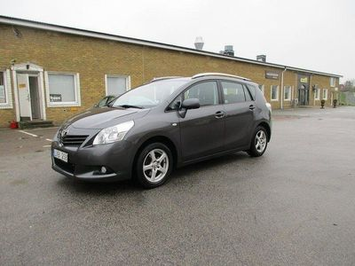 begagnad Toyota Verso 1.8 7-sits 147hk 12700 MIL