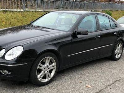 begagnad Mercedes E500