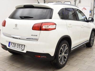 begagnad Peugeot 4008 e-Hdi 115hk PANO / ALLURE NAVI / 4X4*