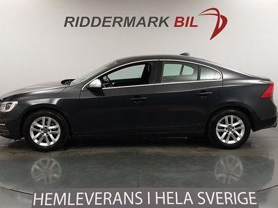 begagnad Volvo S60 T3 R-Design Eu6 |VOC| 1 ÄGARE| VÄRMARE| 2016, Sedan 189 800 kr