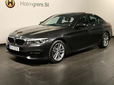 begagnad BMW 530 d xDrive M Sport Innovation Värmare