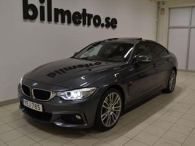 begagnad BMW 430 i xDrive I X-Drive M-Sport Aut Drag