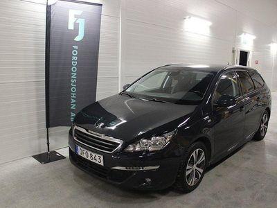 begagnad Peugeot 308 SW 1.2 e-THP Automat 130hk