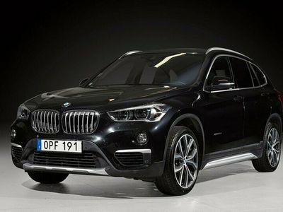 begagnad BMW X1 xDrive20d xDrive 20d Steptronic Euro 6 190hk