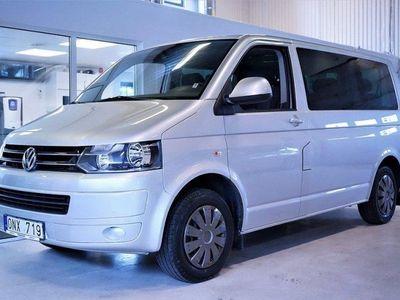gebraucht VW Caravelle 2.0 TDI 140hk Comfortline 9-Sits B-kamera Navi