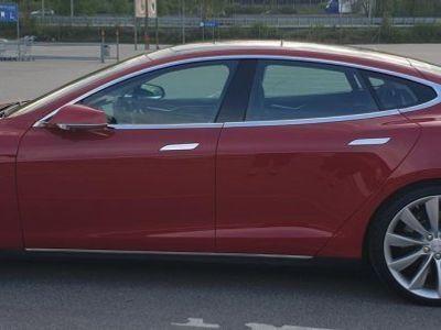 used Tesla Model S 85 -14