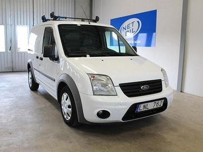 begagnad Ford Transit Connect 1.8 TDCi Drag V-hjul 90hk