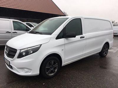 begagnad Mercedes Vito 111 Euro 6 114hk LÅNG