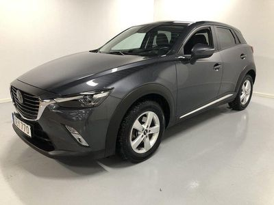 begagnad Mazda CX-3 A6 2.0 OPTIMUM 120 HK