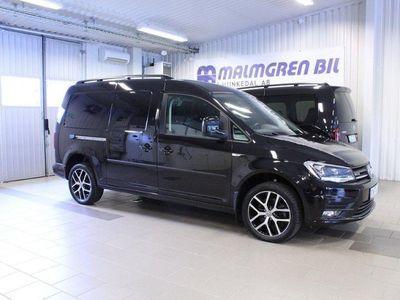 gebraucht VW Caddy Maxi 150 DSG 4M Inredning -17