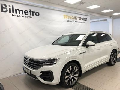 begagnad VW Touareg V6 TDI284 R-LINE Innovation