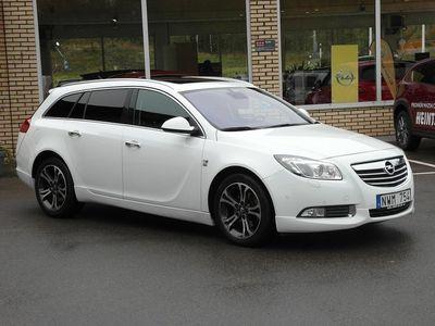 begagnad Opel Insignia Business ST 2.0 CDTI BiTurbo 4x -13