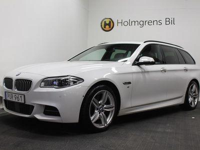 begagnad BMW 535 d xDrive M-Sport/ Värmare/ Navi/ 19