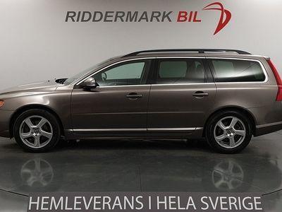 begagnad Volvo V70 II 2.5FT AFV Bi-fuel (231hk) Momentum