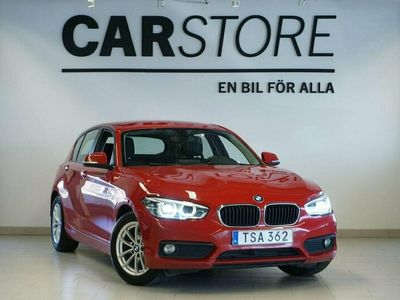 begagnad BMW 116 d Advantage 116HK Euro 6
