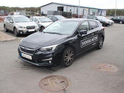 begagnad Subaru Impreza 2.0 Active 4WD 156hk