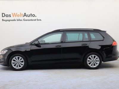 begagnad VW Golf Sportscombi 1,4 TGI DSG / Pluspaket / Drag