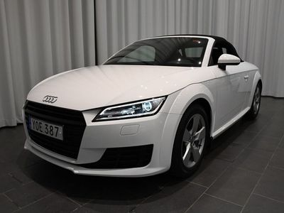 begagnad Audi TT Roadster Coupé TFSI 180hk S-Tronic