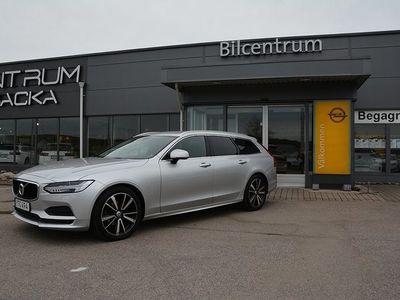 begagnad Volvo V90 D4 AUT, Momentum, Drag, VOC