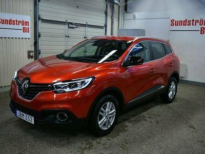 begagnad Renault Kadjar 1.5 dCi 110Hk Limited Edition Aut