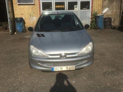 brugt Peugeot 206 5-dörrar 1.4 XR (75hk) Gör det själv bil