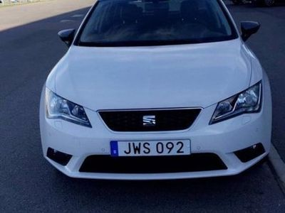 begagnad Seat Leon TSI 110 Style Connect