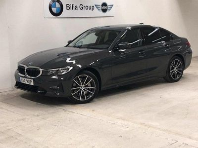 begagnad BMW 330e Modell Sport *HÖSTSALONG -20