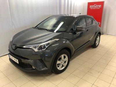 begagnad Toyota C-HR 1,2T AUT AWD X-Edition Motorvärmare o kupeuttag,Vinterhjul Alu