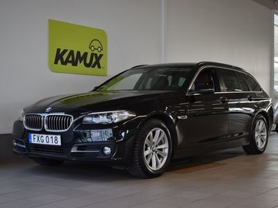 gebraucht BMW 530 d xDrive Touring SoV 258hk HEMLEVERANS