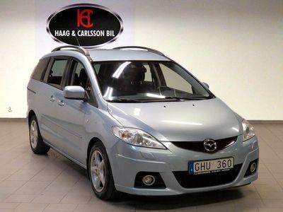 begagnad Mazda 5 52.0 DE ADV 7-Sits 2008, Personbil 29 000 kr