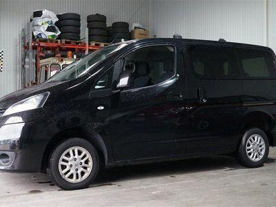 begagnad Nissan NV200 Combi 1,6 B 95 200:- ex moms -20