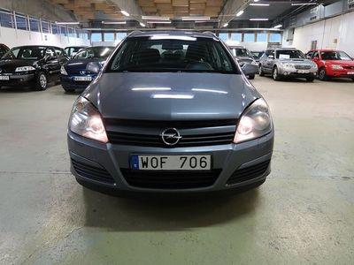 begagnad Opel Astra Caravan 1.6 Twinport 105hk