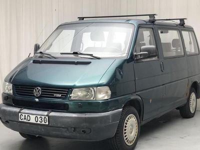 brugt VW Caravelle T4 2.5 TDI