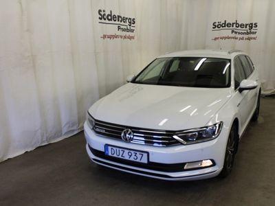 begagnad VW Passat Variant TDI 120 VÄRMARE / DRAGPAKET