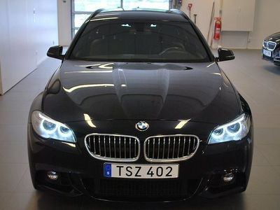 begagnad BMW 530 d xDrive M-sport Navi Drag