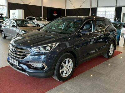 begagnad Hyundai Santa Fe 2.2 CRDi-R 4WD Premium Automat