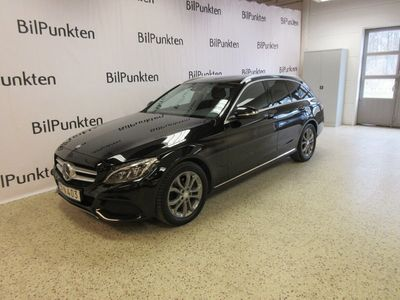 begagnad Mercedes C220 Bluetec Avantgarde AUT