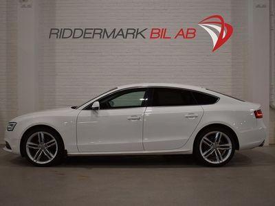 begagnad Audi A5 Sportback 1.8 TFSI 170hk|M-VÄRM|SKINN/ALCA