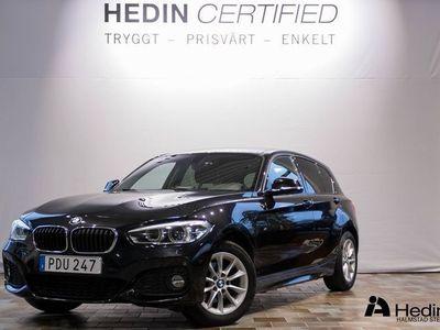 begagnad BMW 118 d xDrive // M-SPORT & VINTERHJUL //