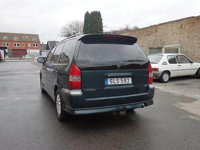 begagnad Mitsubishi Space Wagon 2.4 GDI Automat 7-SITS (147hk) 0 % RÄNTA