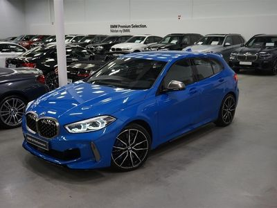 begagnad BMW M135 I xDrive Aut M-Sport Navi Innovation Elstol 19