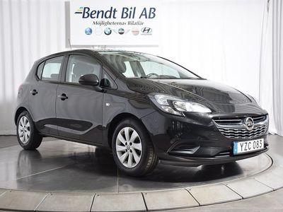 begagnad Opel Corsa enjoyEnjoy 1,4 5-dörrars Pluspaket 2018, Halvkombi 135 700 kr