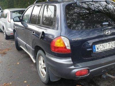 begagnad Hyundai Santa Fe 2.7 gls -04