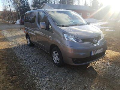 begagnad Nissan NV200 (Evalia 7-sits)1.5 rullstolsramp