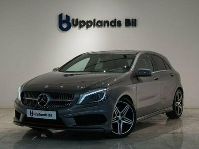 begagnad Mercedes A250 7G-DCT Sport Edition, AMG Euro 6 211hk
