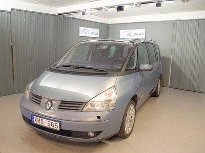 begagnad Renault Grand Espace 2.0 TCe Automat Privilege 7-sits 170hk